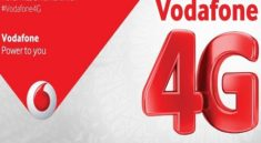 Vodafone 4G offers