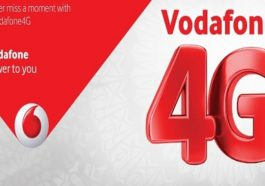 Vodafone 4G offers