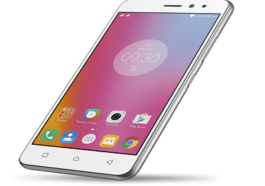 lenovo k6 smartphone power