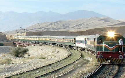 Pakistan Train Samachar