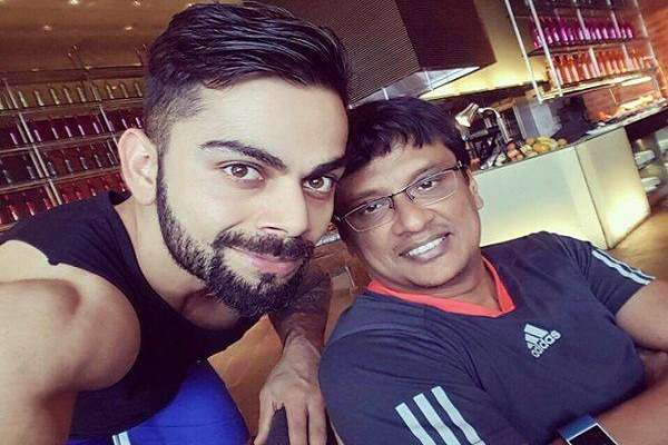 VIRAT KOHLI give fitness tips to his fans IPLT20 News