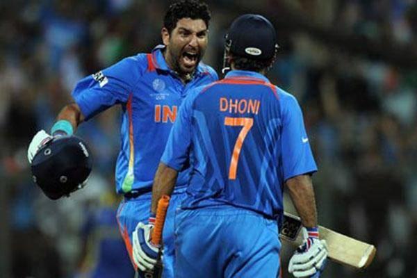 Know why Mahendra Singh Dhoni wear 7 no T-shirt
