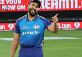 Rohit Sharma playing with Ritika Sharma