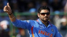 Yuvraj Singh dances on Chitiya Kalaiya Ve song