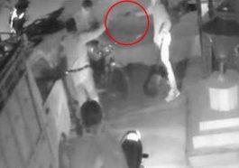 Under Yogi Adityanath government Triple murder case in Sitapur UP cover in a CCTV