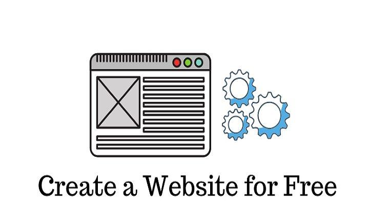 फ्री में वेबसाइट कैसे बनाये | free website kaise banaye