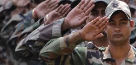 इंडियन आर्मी रैली 2017