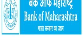 Bank of Maharashtra Recruitment 2019