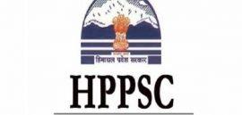 HPPSC Bharti 2019, हिमाचल प्रदेश लोक सेवा आयोग भर्ती