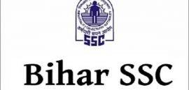 बिहार कर्मचारी चयन आयोग (BSSC) वैकैंसीय 2019, Bihar Staff Selection Commission BSSC Recruitment @bssc.bih.nic.in