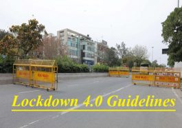 Lockdown 4.0 Guidelines